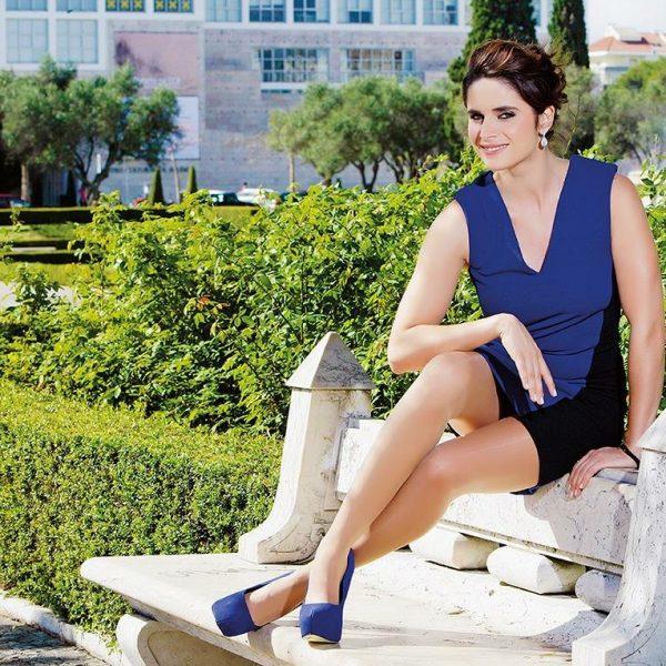 Dina Félix da Costa(Atriz) Foto José Manuel Marques