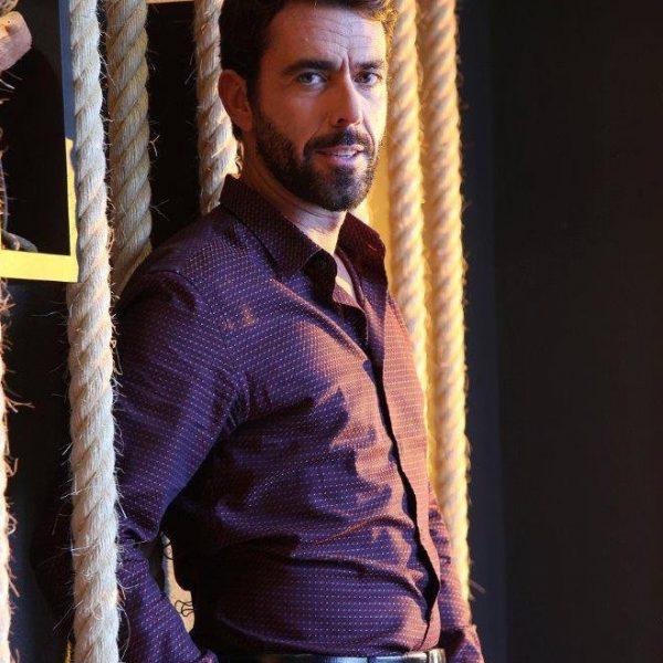 Miguel Damião(Ator)Foto Bruno Peres