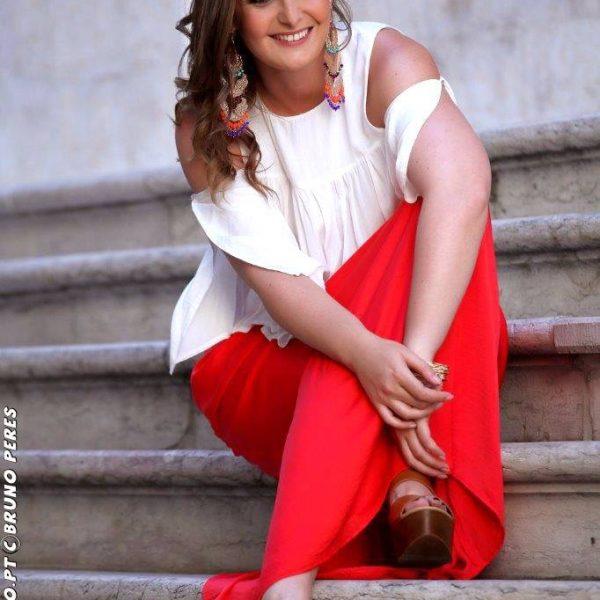 Maria Botelho Moniz(Apresentadora de Tv)
